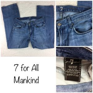 74AM Relaxed size 32 Jeans Straight Leg